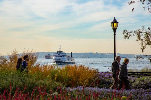 Battery Park -