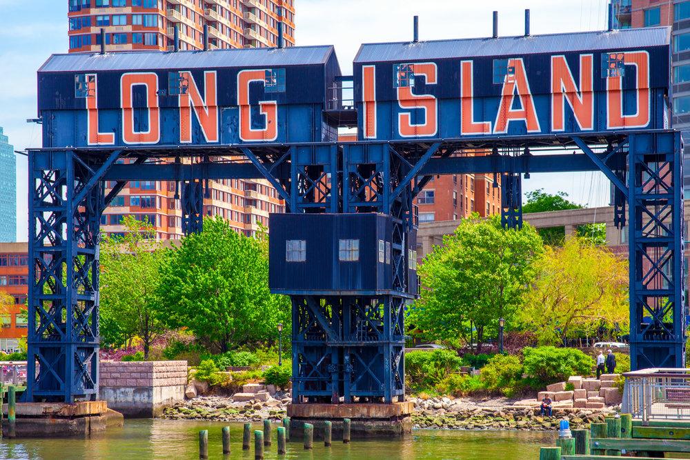 Long Island City Waterfront -