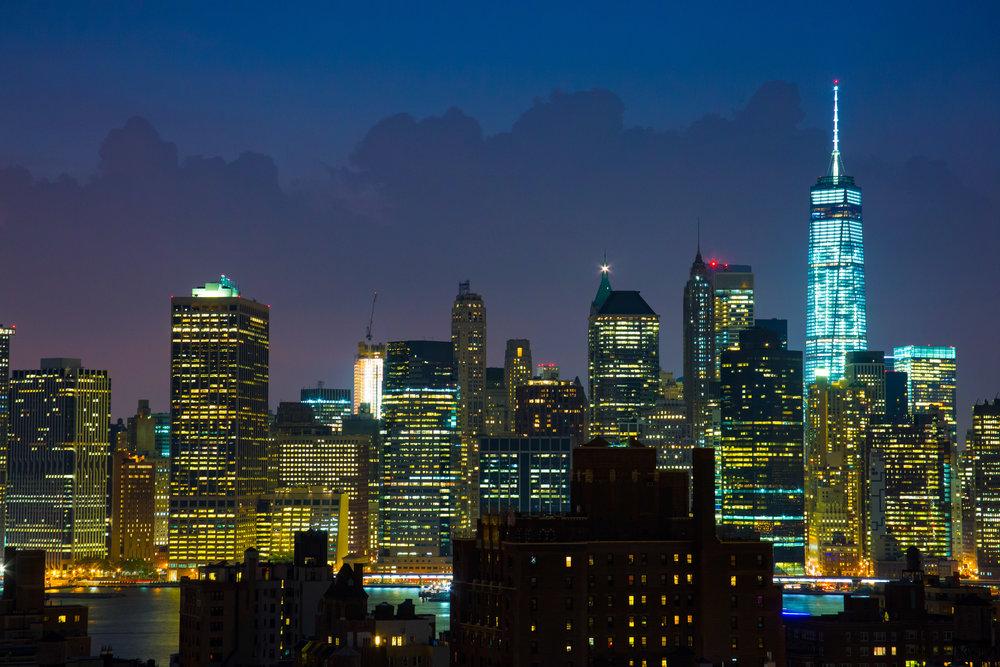 Night City Views -