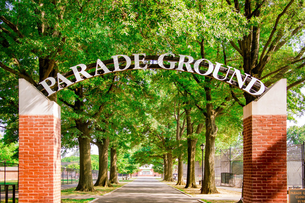 Parade Grounds -
