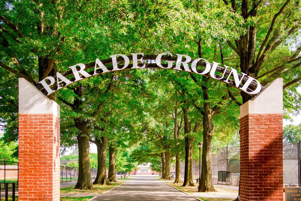 Parade Grounds -