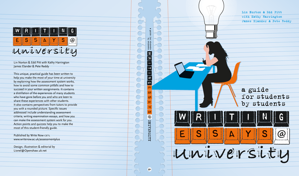 Writing Essays: Cover