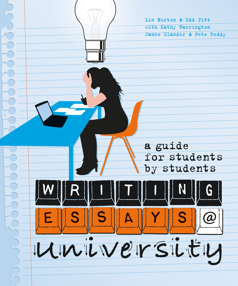 Writing Essays: front cover