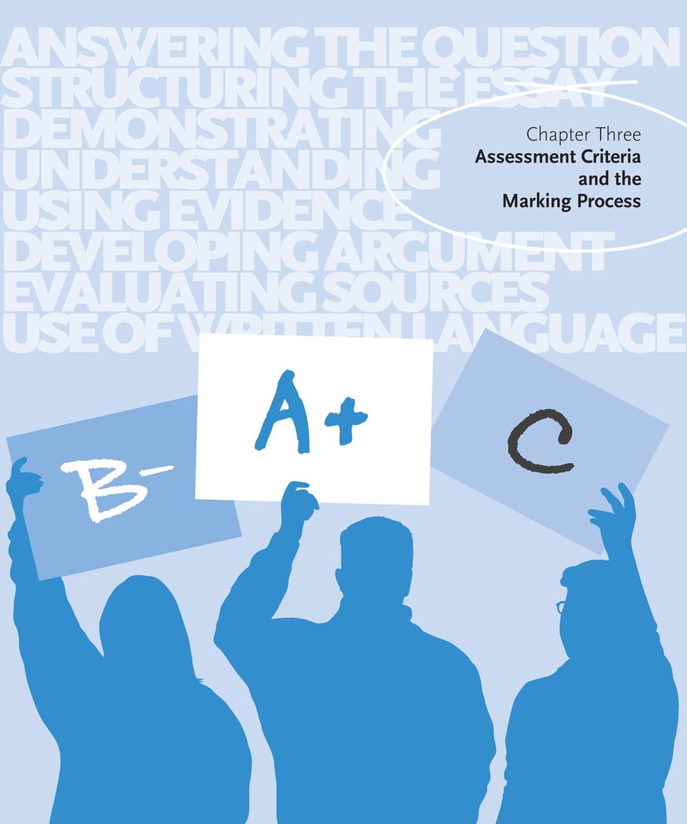 Writing Essays: Ch 3 illustration
