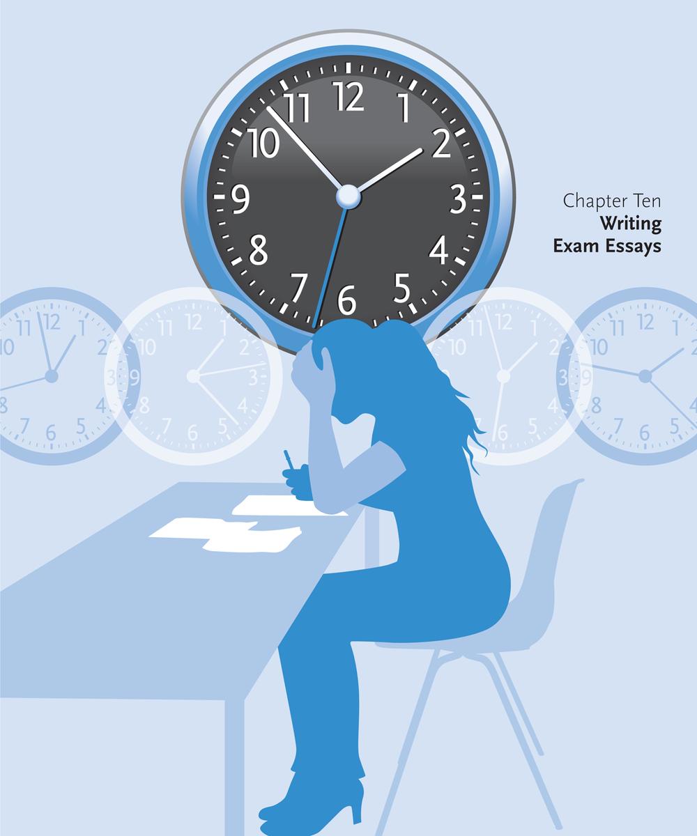 Writing Essays: Ch 10 illustration