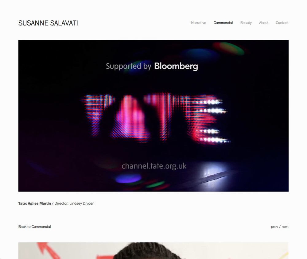Susanne Salavati Tate