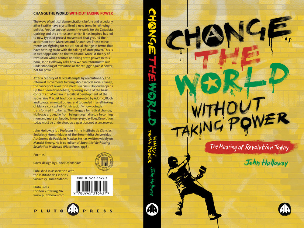 Change the World front and reverse cover