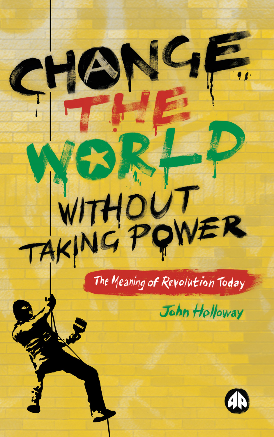 Change the World front cover