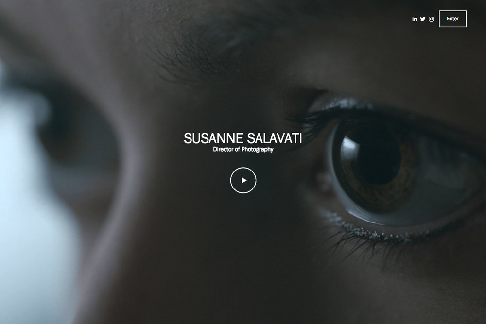 Susanne Salavati — Director of Photography
