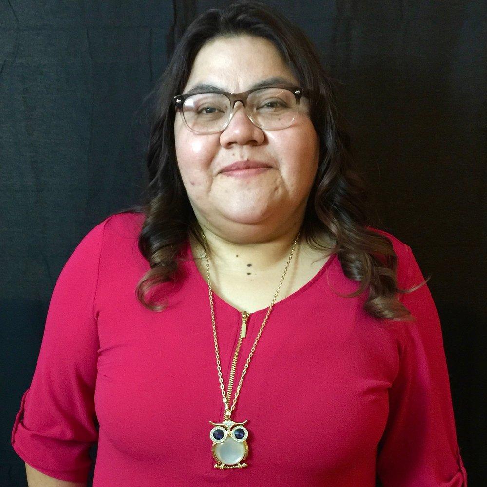 Dalia Sanchez - Secretaria
