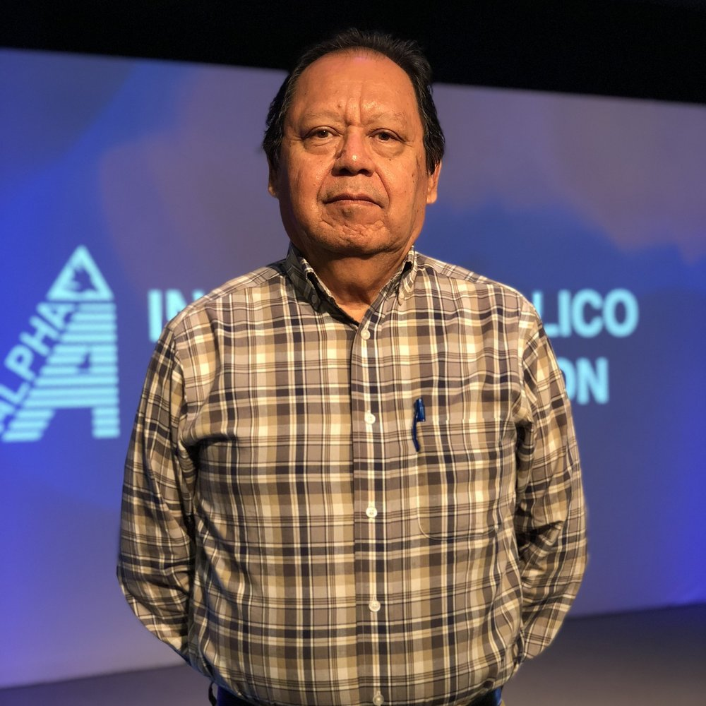 Pastor Samuel Rangel Sr. - Teologia II