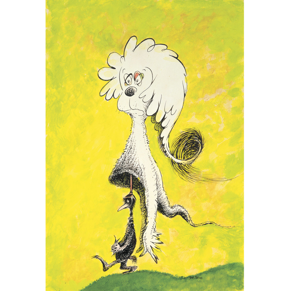 Fooling Nobody — The Art of Dr. Seuss