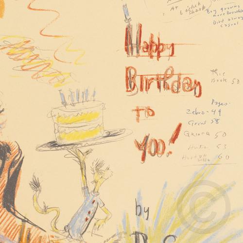 Happy Birthday Art