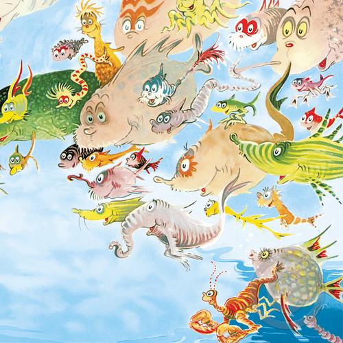 pool of fish