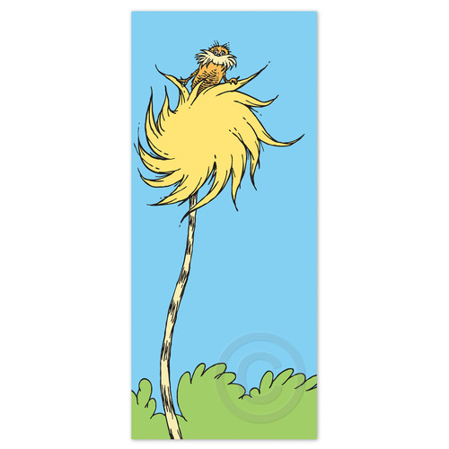 Earth Friendly Lorax - Yellow