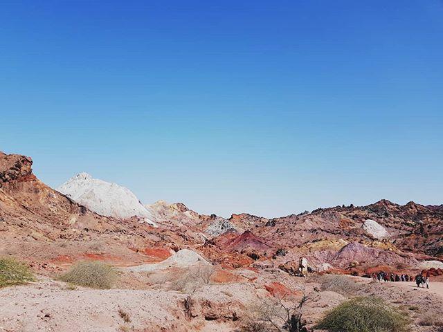 📍 Hormuz Island, Persian Gulf, IRAN 🔴  Explorers on the Mercury 🔴