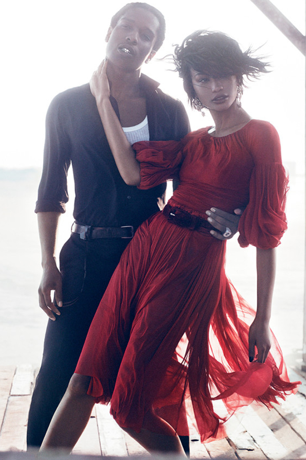 Photo credit: Mikael Jansson for Vogue September 2014