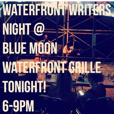 Playing tonight at Blue Moon Waterfront Grille in West Nashville! I go on around 7 so come out if you're around! #nashvillesongwriters #writersround #nashvillemusic #willduvallmusic