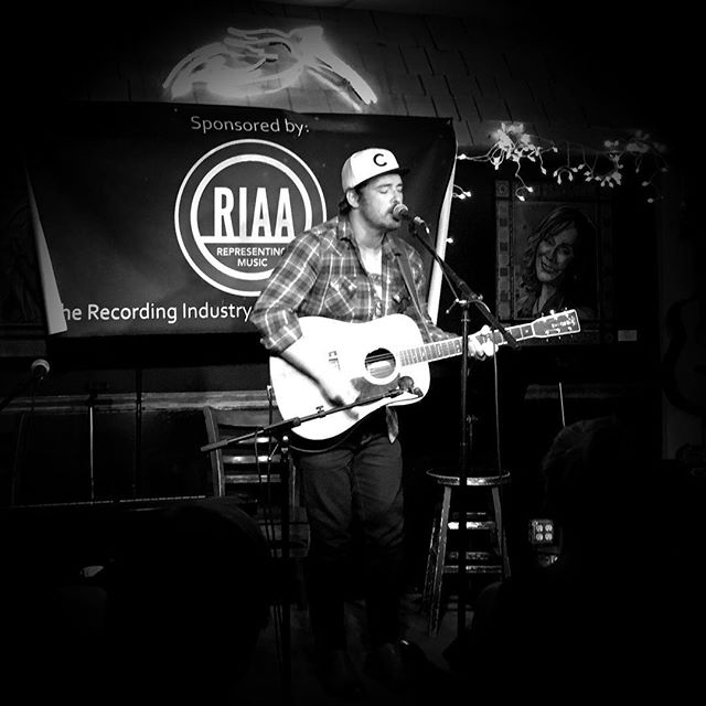 Taken from the Bluebird the other night. Thanks to @wesrestless for grabbing the shot!  #willduvallmusic #originalmusic #originalcountrymusic #countrymusic #bluebirdcafe #nashville #nashvillesongwriter