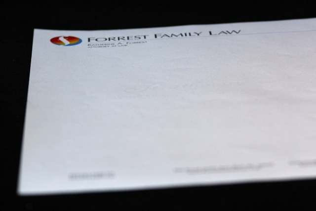 Full-Color Letterhead Strathmore 25% Cotton