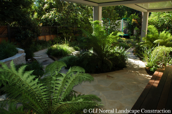 Strong and versatile, flagstone is often a perfect choice for landscape designs