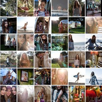 BILLABONG WOMEN'S PHOTOSHOOT