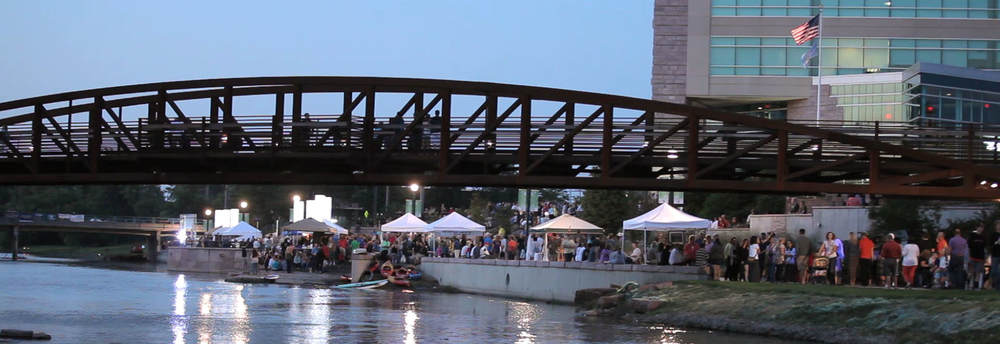 sioux falls downtown greenway riverfest