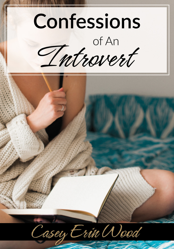 Confessions of an Introvert - People say if you get your energy being around others, you're an extrovert; if you need time alone to recharge your batteries, you're an introvert. That's just too limiting for me.