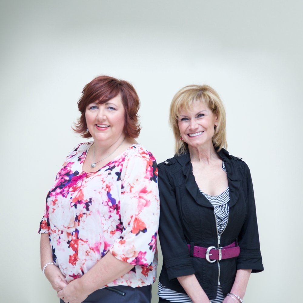 Office Manager & staff- Kim & Janine- Huszti dental.jpg
