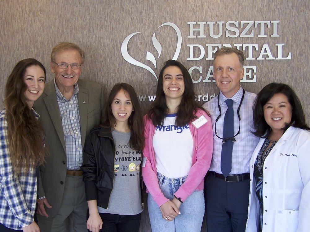 Hosting International Dental students- Greece