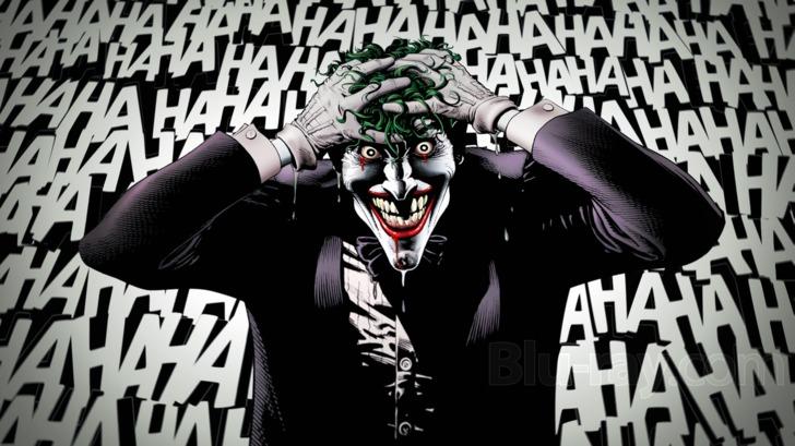 Necessary Evil Joker