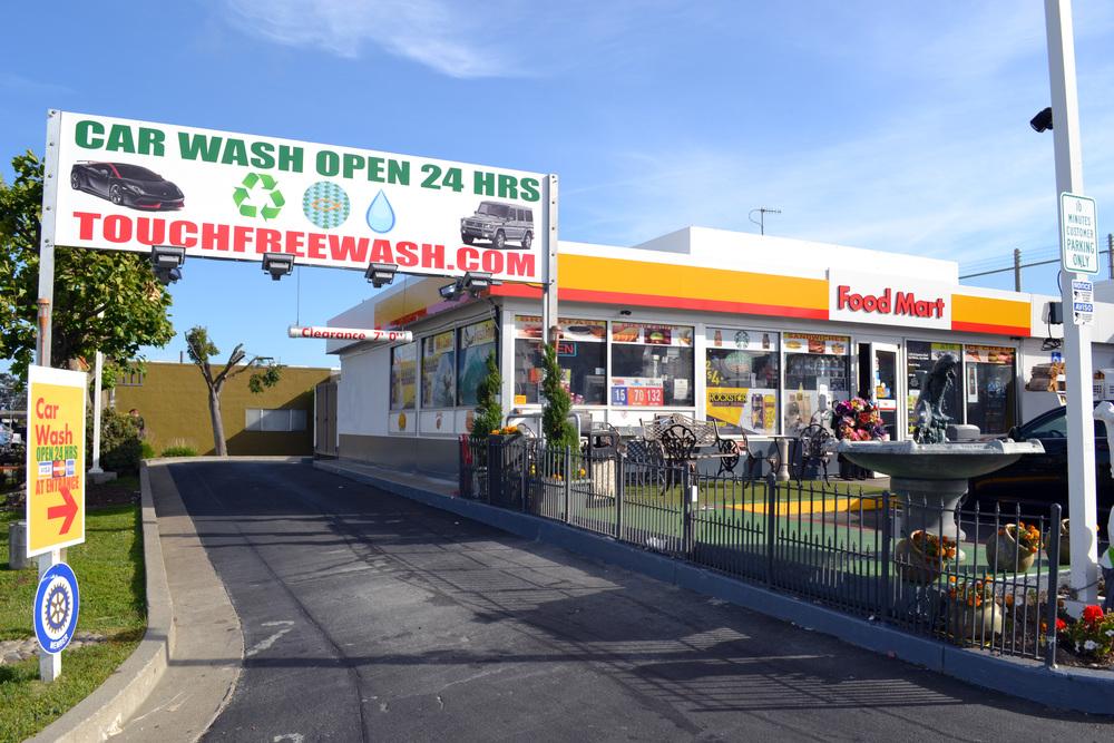photos tanforan shell car wash