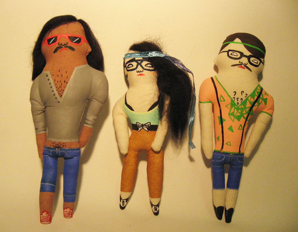 Too cool dolls