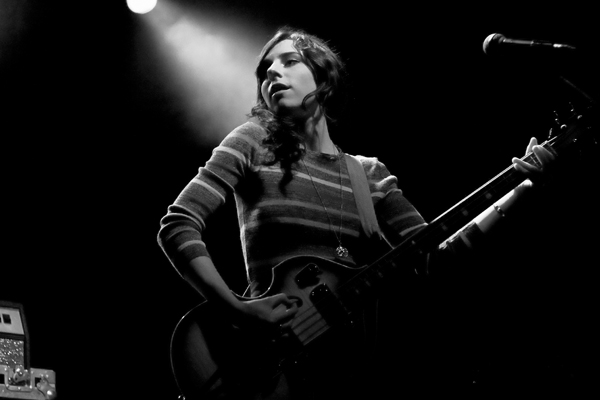 The Like at The Kool Haus, Toronto, Canada, 2009