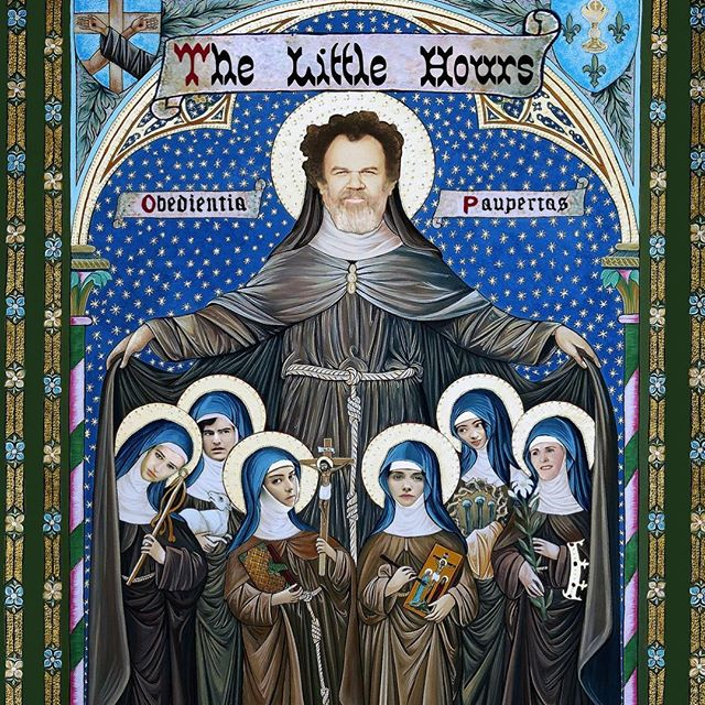 Coming Soon: @thelittlehoursmovie, based on the classic collection of Italian novellas,The Decameron.  Do not miss this film!  #arthouse #independent #supportlocal #localbusiness #pensacolabeach #littlehours