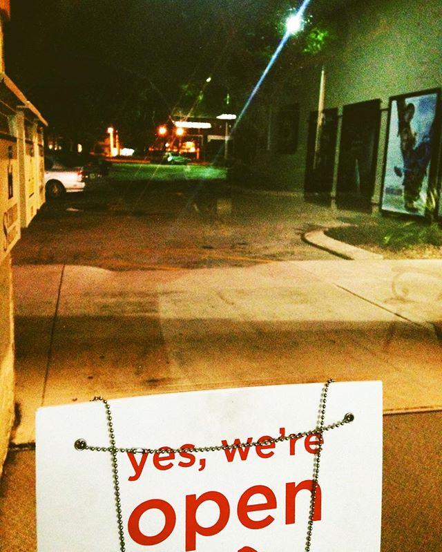 Resolute. #treehousecinema #supportlocal #arthouse #pensacolabeach #gulfbreeze #film #indepentcinema