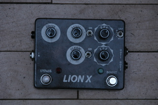 Schumann Lion X pedal