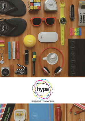 Hype Product Catalogue 2014