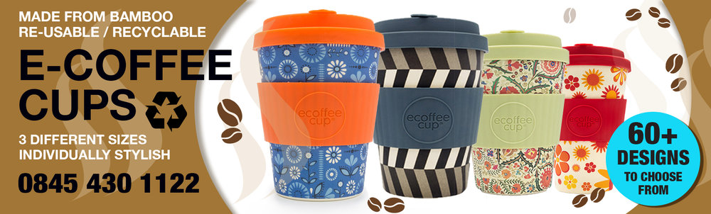 Copy of E-Coffee Cups