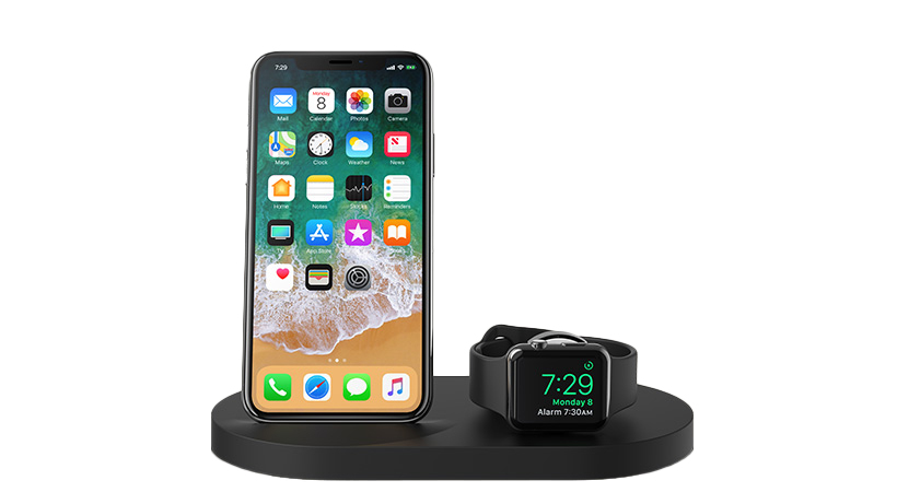 BOOST↑UP™ Wireless Charging Dock for iPhone + Apple Watch