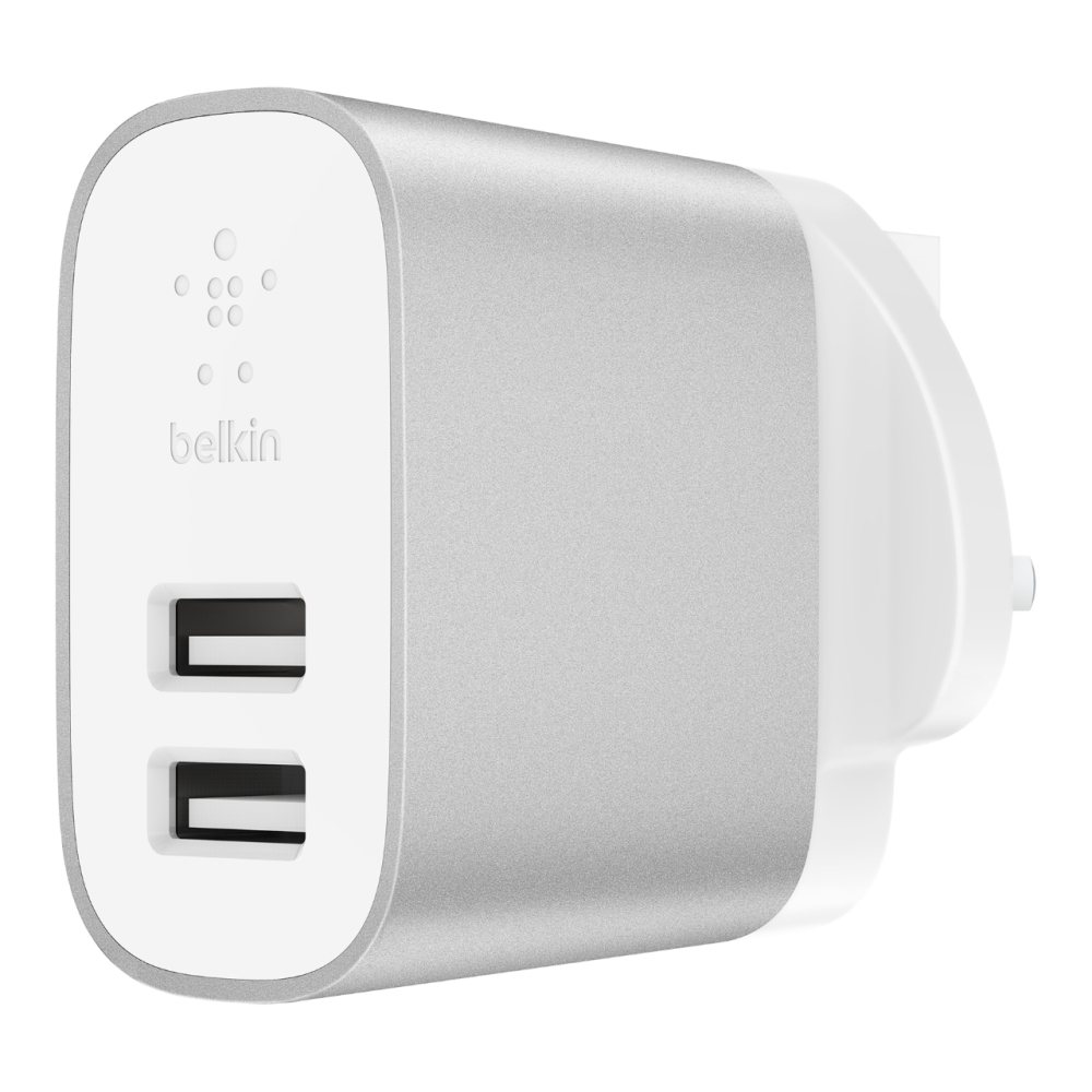 BOOST↑CHARGE™ 2-Port Home Charger