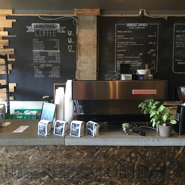 Love seein the transformation of Kahveology Coffee over time. @kahveology #sellwood