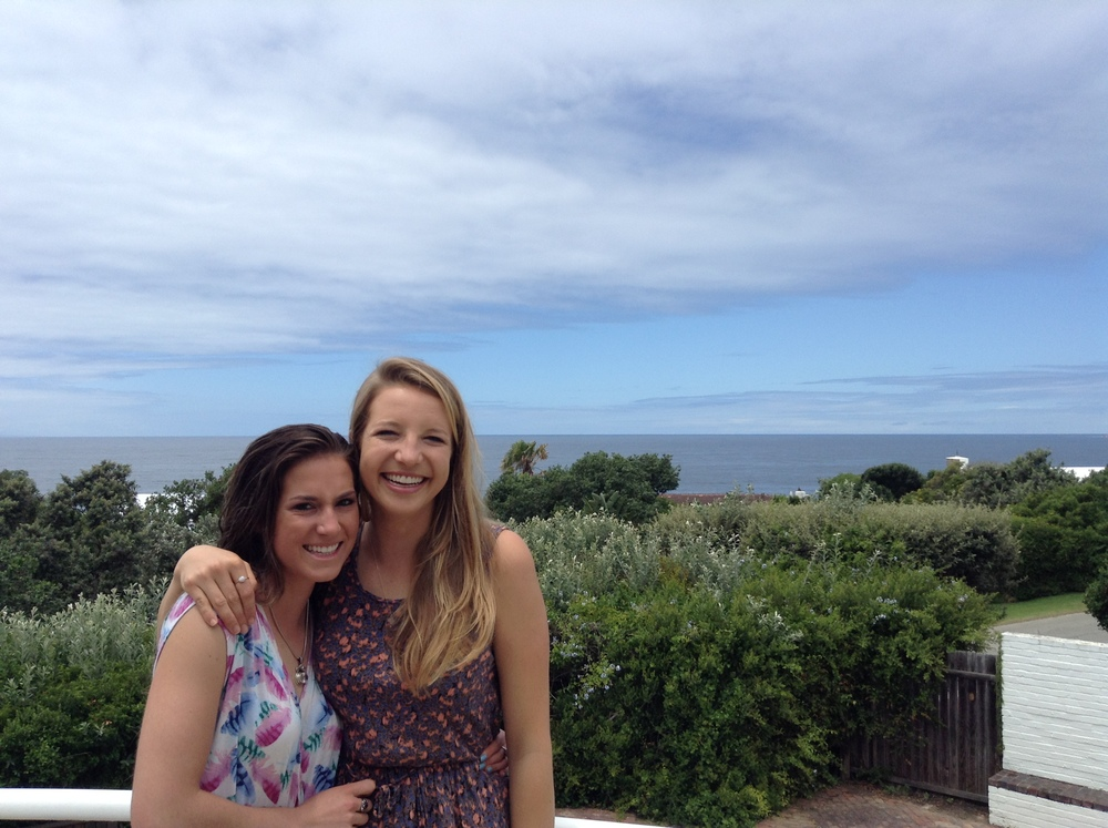 Janine and Margot Leger / Plettenberg Bay, South Africa