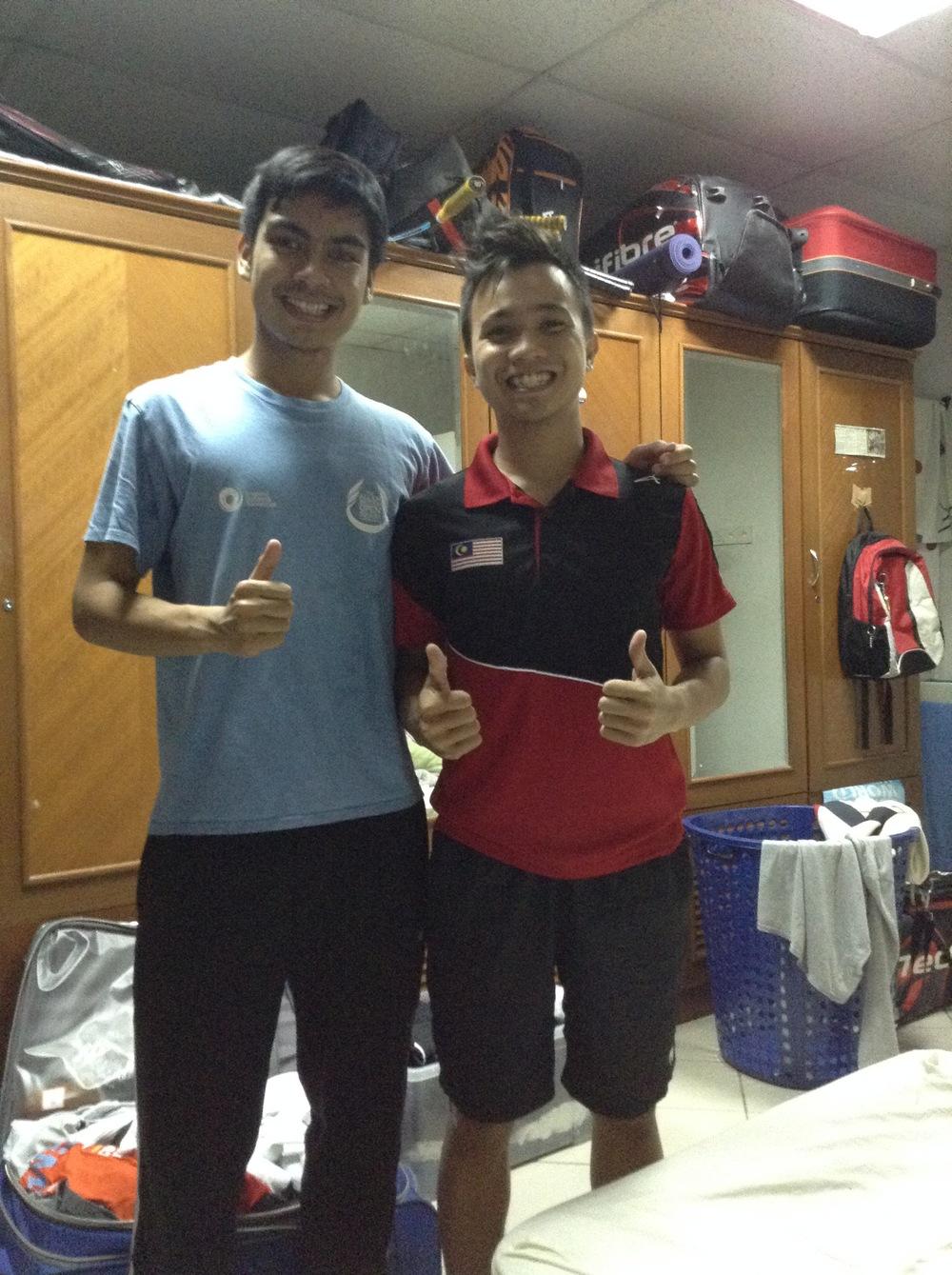 Addeen Idrakie and Mohammad Syafiq Kamal / Kuala Lumpur, Malaysia