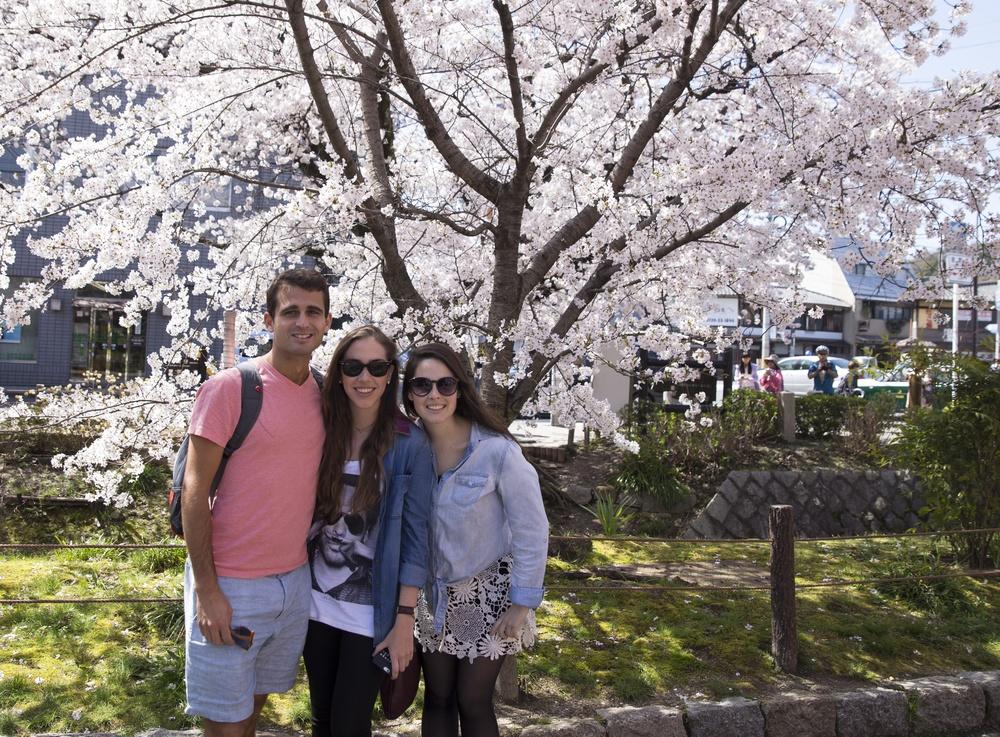 Pan America does Japan