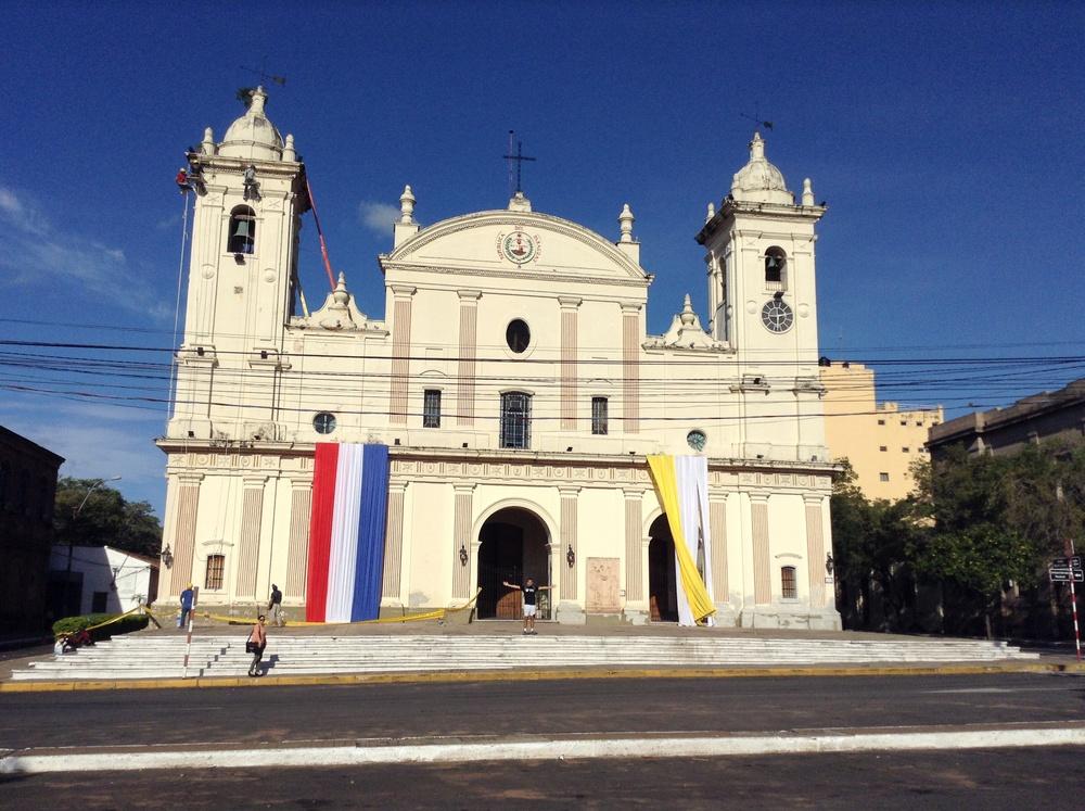 Asuncìon, Paraguay