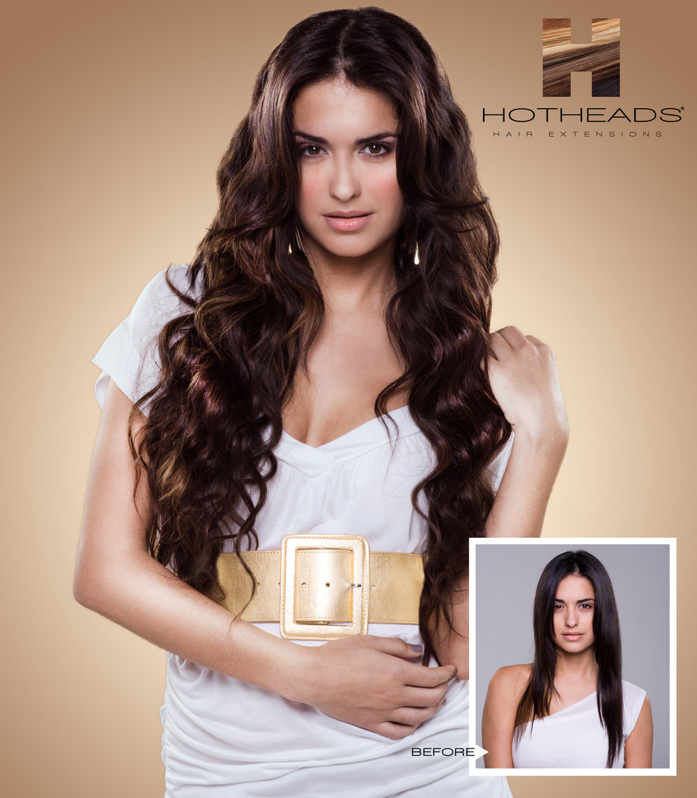 Hair Extensions Nico Spalon