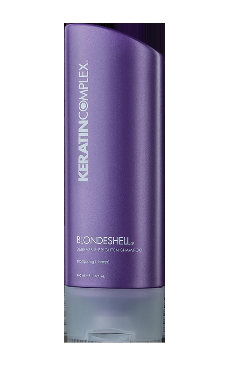 Keratin Blondeshell Shampoo