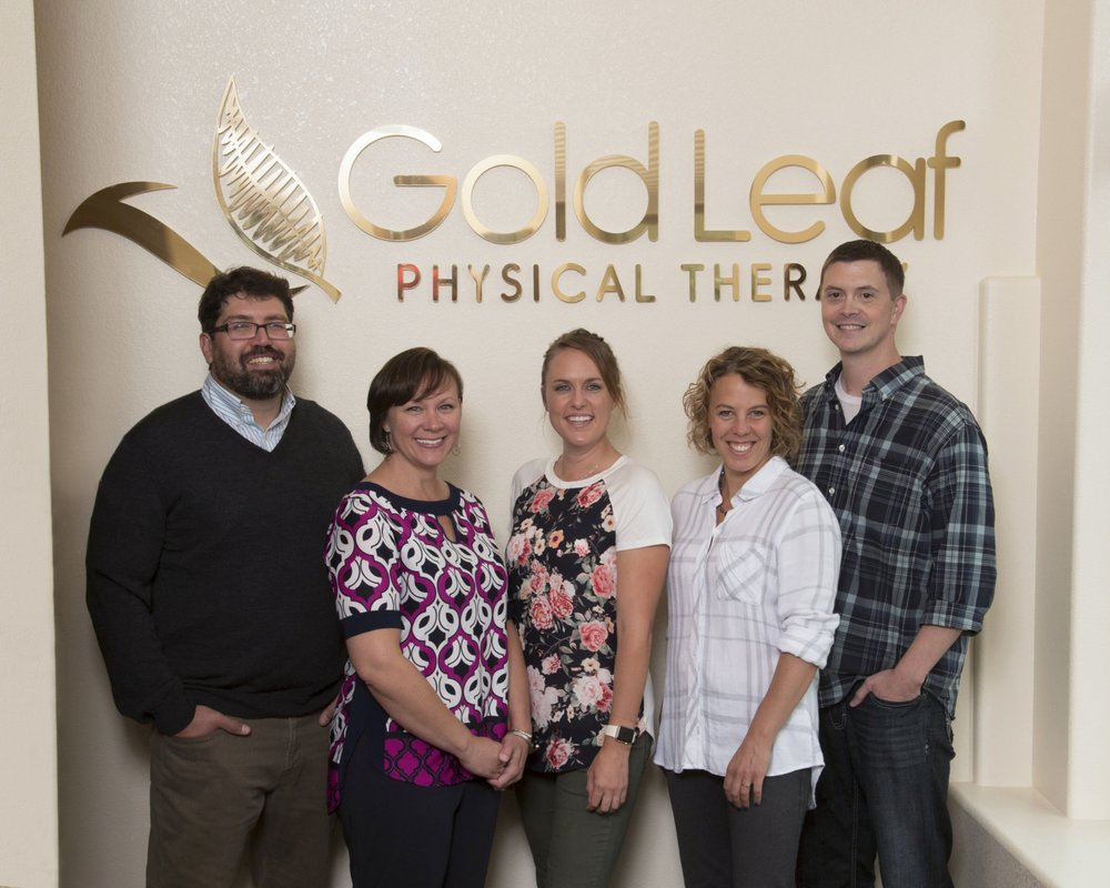 Meet the Gold Leaf Team