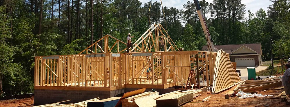 Concept Contracting & Design Custom Craftsman Home Construction Lake Royale North Carolina